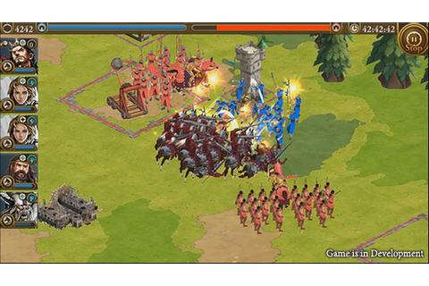 Age of Empires coming to smartphones this summer as World ...