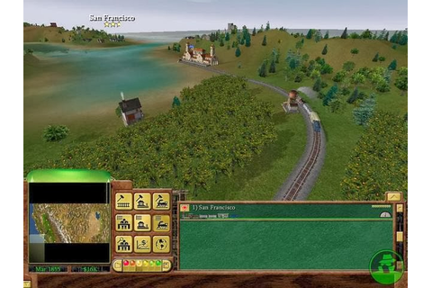 Railroad Tycoon 3 Full Game Download ~ Games canvass Free ...