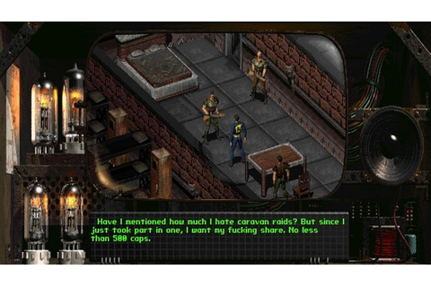 Fallout 1.5: Resurrection is an impressively massive mod ...