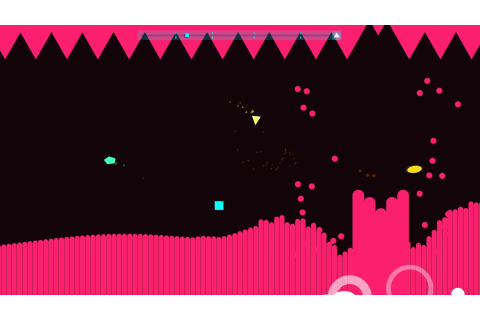 "Just Shapes and Beats: a ""musical bullet hell"" for the ..."