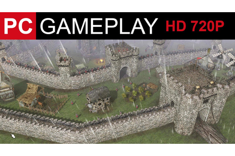 Stronghold 3 Gameplay (PC HD) - YouTube