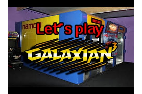 Dragon Plays Galaxian 3 - The Rising of Gourb - YouTube
