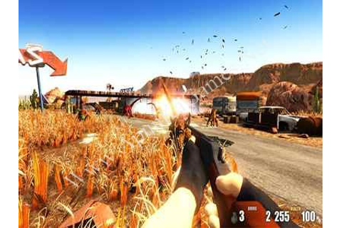 Action Alien, The Alien Wasteland - PC Game Download Free Full Version