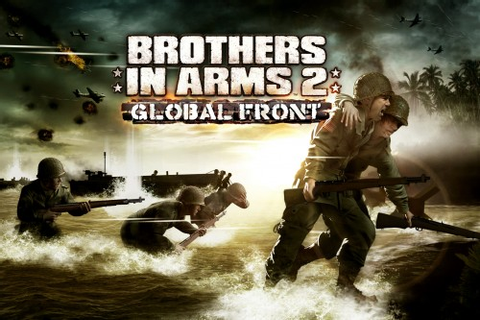 Free Games And Apps For Samsung Galaxy Y: Brothers In Arms ...