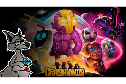 Crashlands ( Gameplay / Review / Análise ) ( Android / iOS ...
