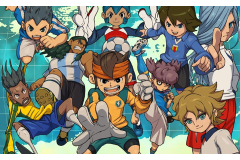 Inazuma Eleven 3 Needs Plenty of Memory Blocks to Boot Up ...