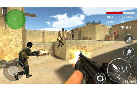 Counter Terrorist Shoot - Android Gameplay - YouTube