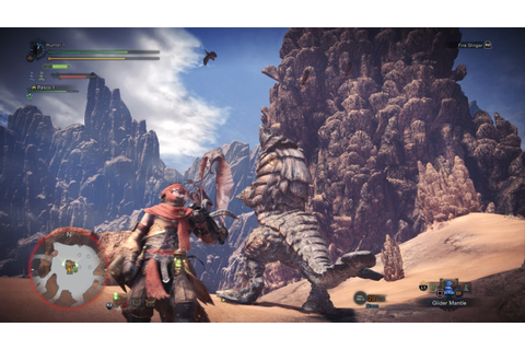 14 Minutes of Monster Hunter World Gameplay - Gamescom ...