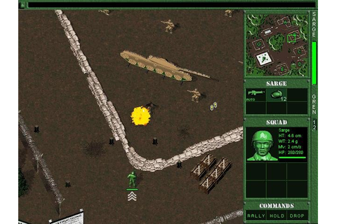 Army Men 2 (1999) - PC Review and Full Download | Old PC ...