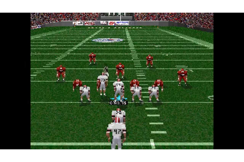 NCAA Football 98 ... (PS1) - YouTube