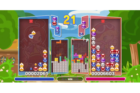 Puyo Puyo Tetris Xbox One review - DarkZero