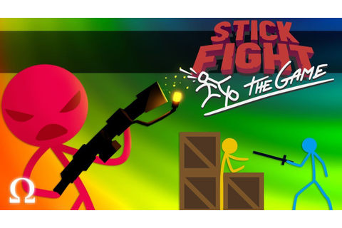 ALL OUT STICK FIGURE BATTLES! | Stick Fight: The Game Ft ...