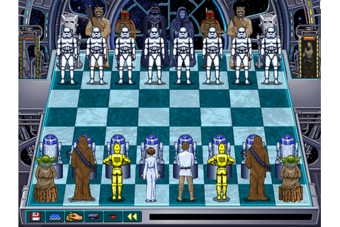 The Collection Chamber: STAR WARS CHESS