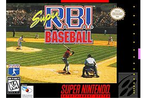 Super R.B.I. Baseball - Wikipedia