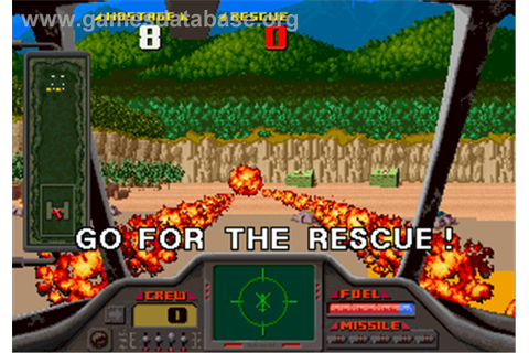 Air Rescue - Arcade - Games Database
