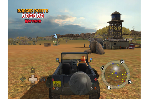 VGR Review: Jambo Safari (Wii) | Video Games Reloaded