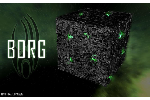 Star Trek Borg Wallpapers - Wallpaper Cave