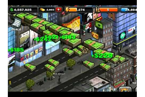 GREE Games - Crime City Android Trailer - YouTube