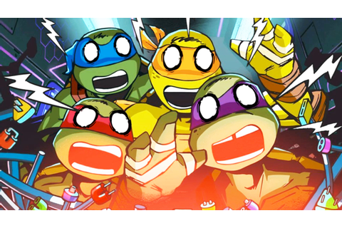 Teenage Mutant Ninja Turtles All Fun Mini Games - Nick ...