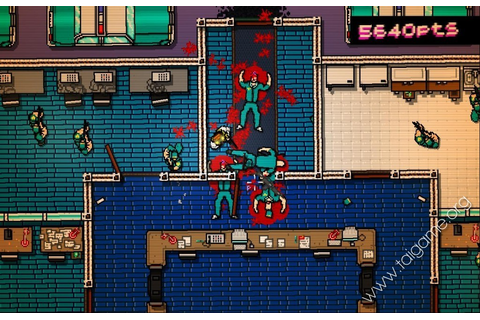 Hotline Miami - Download Free Full Games | Arcade & Action ...