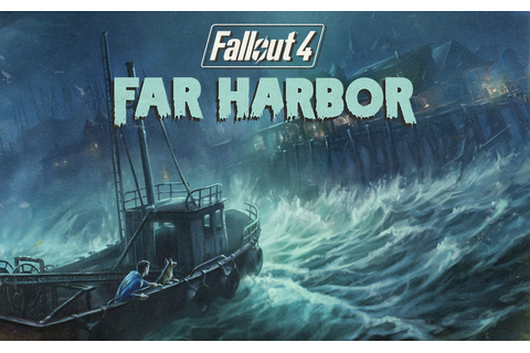Fallout 4 Far Harbor kaufen, F4 DLC Key - MMOGA