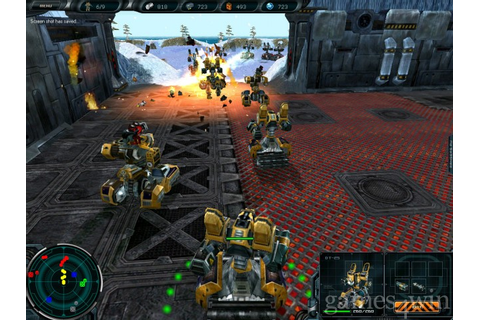 Space Rangers 2 Download on Games4Win