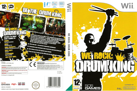 RUKPGT - We Rock: Drum King