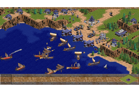 """Age of Empires: Definitive Edition"" - Is it a 3D or a 2D ..."