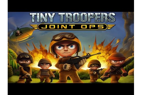 #1 Tiny Troopers Joint Ops - Operation 1 - Gameplay ...