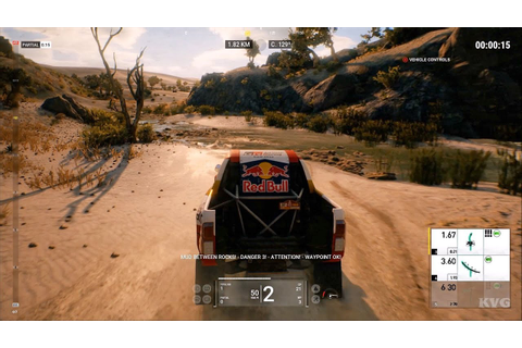 Dakar 18 Gameplay (PC HD) [1080p60FPS] - YouTube