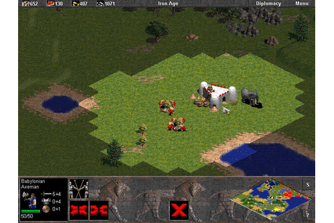 Download Age of Empires - My Abandonware