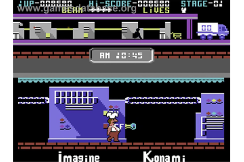 Comic Bakery - Commodore 64 - Games Database