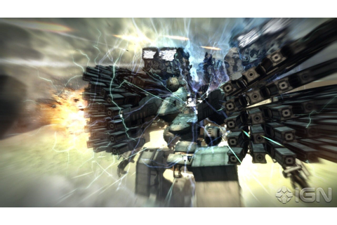 Armored Core 5 Screenshots, Pictures, Wallpapers ...