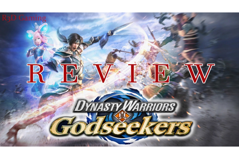 Dynasty Warriors: Godseekers – PS4 | PSV Review ...