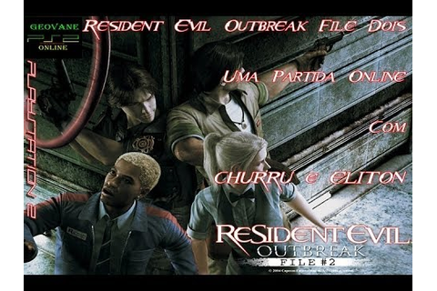 Resident Evil Outbreak File 2 (PS2 Online) - YouTube