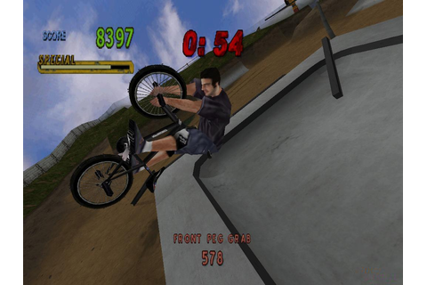 Mat Hoffman's Pro BMX Download (2001 Sports Game)