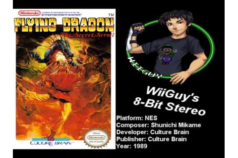 Flying Dragon: The Secret Scroll (NES) Soundtrack ...