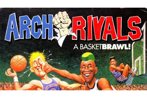 Arch Rivals - The 15 Most Violent Sports Video Games | Complex
