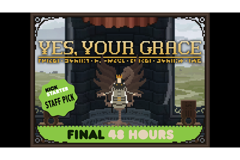Yes, Your Grace project video thumbnail