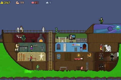 Review: You Must Build a Boat, an RPG Puzzler