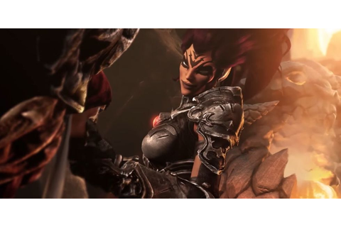 Delve into 12 Minutes of Darksiders III Gameplay - Push Square