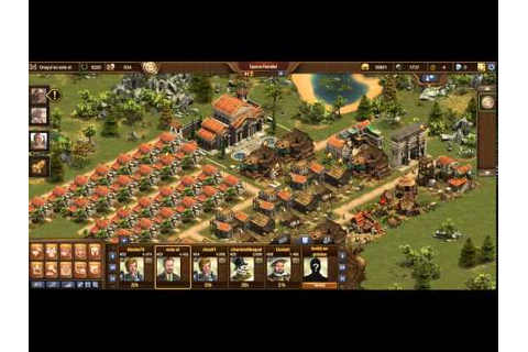 Forge of Empires - How to make forge points on game - YouTube