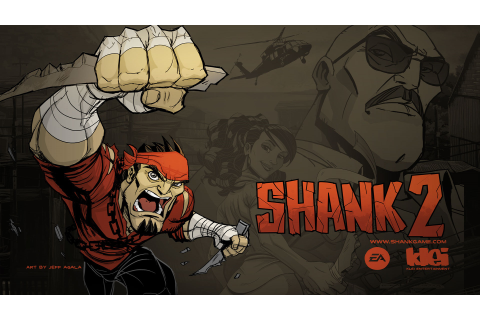 Shank 2 HD Wallpapers - Read games review, play online ...