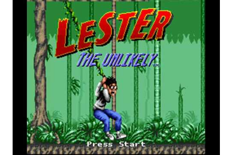 Lester the Unlikely SNES Music - Something Happened - YouTube