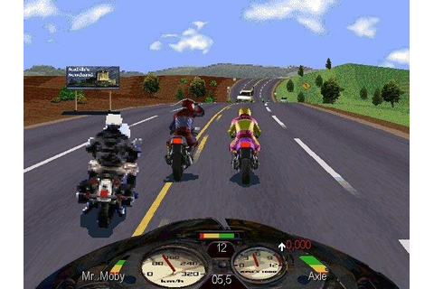 Road Rash (1996) - PC Review and Full Download | Old PC Gaming