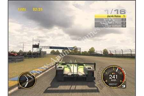 Le Mans 24 Hours - PC Game Download Free Full Version