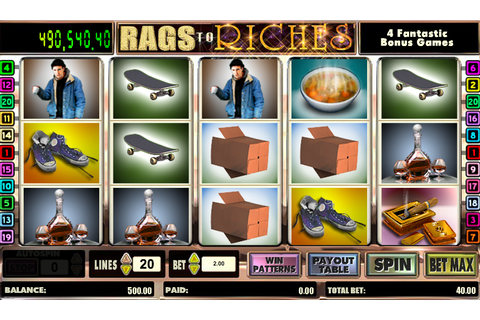 Rags To Riches Slots Review - Online Slots Guru