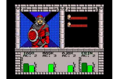 Game Review- Swords and Serpents (NES) - YouTube