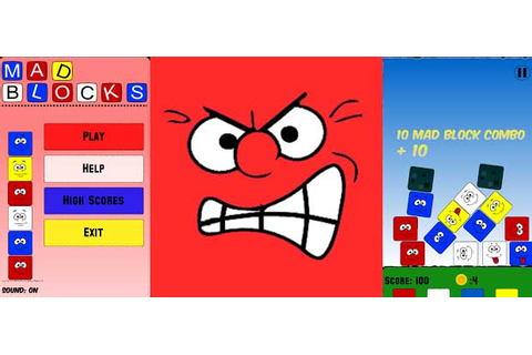 Mad Blocks » Android Games 365 - Free Android Games Download