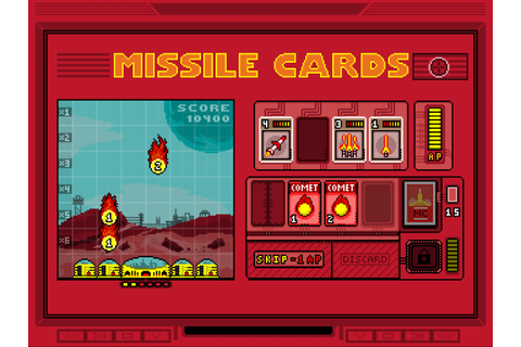 Missile Cards review | 148Apps